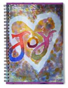 Fluid Joy Spiral Notebook