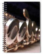 Flute Spiral Notebook