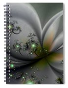 Flutterby Spiral Notebook