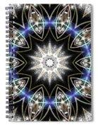 Flux Magnetism Spiral Notebook