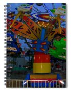 Fly 1 Spiral Notebook