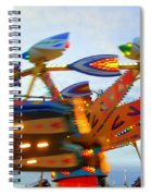 Fly 2 Spiral Notebook