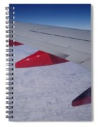 Fly Away With Me Spiral Notebook