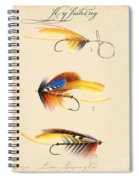 Fly Fishing-jp2094 Spiral Notebook