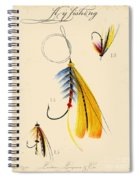 Fly Fishing-jp2098 Spiral Notebook
