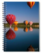 Fly New Mexico Spiral Notebook