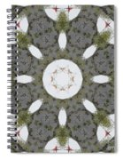 Fly The Flag Spiral Notebook