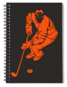 Flyers Shadow Player3 Spiral Notebook