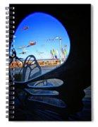 Flyin Friends Spiral Notebook