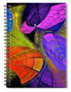 Flying Colors Spiral Notebook