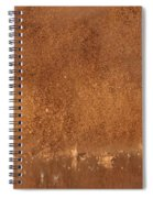 Flying Earth Spiral Notebook
