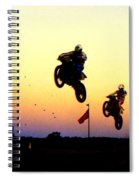 Flying Frenchmen Spiral Notebook