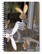 Flying High Spiral Notebook