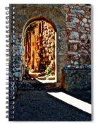 Focus On The Light Spiral Notebook