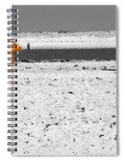 Focused Relationship Spiral Notebook