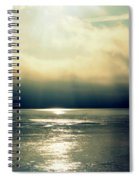 Fog Bank Spiral Notebook