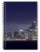 Fog City San Francisco2 Spiral Notebook