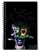 Foggy Thoughts Spiral Notebook