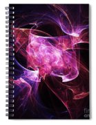 Folding Light Spiral Notebook