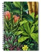 Foliage IIi Spiral Notebook