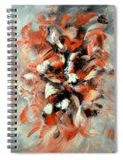 Folies Bergeres Spiral Notebook