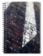 Follow Me - Abstract Photography By Sharon Cummings Spiral Notebook