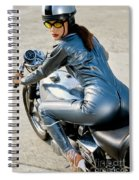 Follow Me If You Can Spiral Notebook