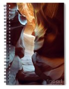 Follow The Light II Spiral Notebook