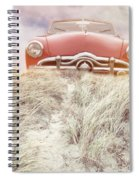 Follow Your Dreams Square Spiral Notebook