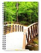 Folsom Bridge 2 Spiral Notebook