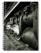 Folsom Prison Blues Spiral Notebook