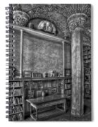Fonthill Castle Library Spiral Notebook