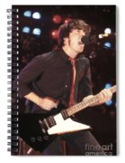 Foo Fighters Dave Grohl Spiral Notebook