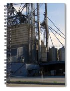 Food Mill Valley View Texas Spiral Notebook