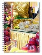 Food Offers Spiral Notebook