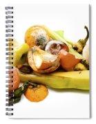 Food Waste Spiral Notebook