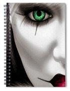 Fool Spiral Notebook