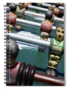 Foosball Spiral Notebook