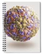 Foot-and-mouth Disease Virus Spiral Notebook