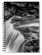 Foot High Falls Spiral Notebook