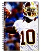 Football - Rg3 - Robert Griffin IIi Spiral Notebook