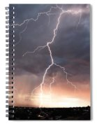 Foothills Strike Spiral Notebook