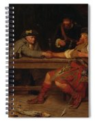 For Better Or Worse - Rob Roy Spiral Notebook