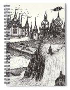 For Grandma Spiral Notebook