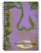 For Life Spiral Notebook