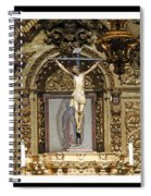 For Our Sins Spiral Notebook