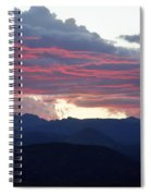 For Purple Mountains Majesty Spiral Notebook