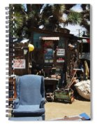 For Rent Spiral Notebook