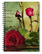 For The Beauty Of Her Spiral Notebook