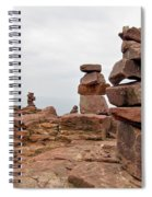 For The Druids Spiral Notebook